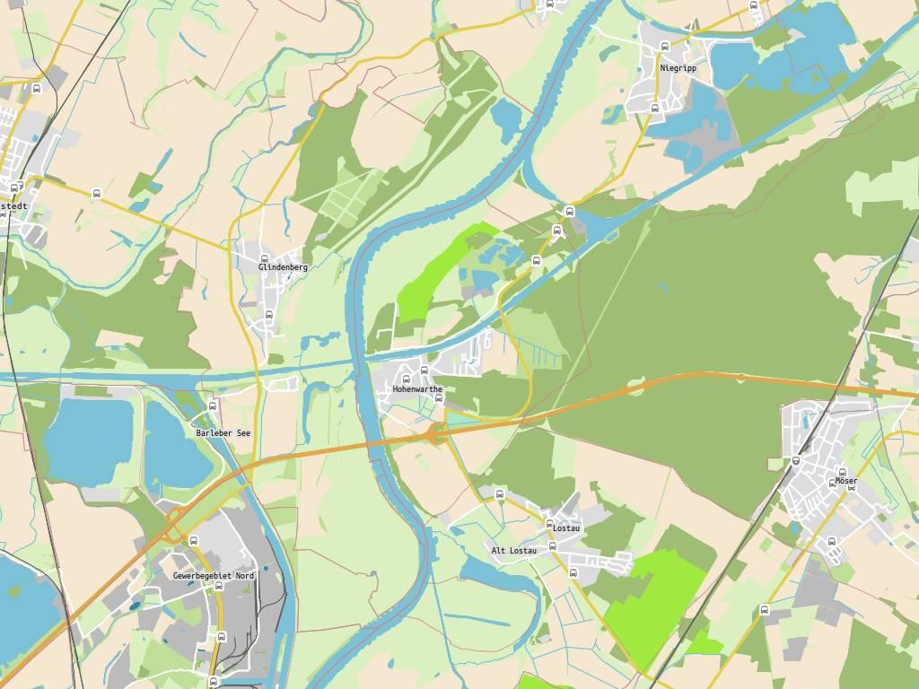 Hohenwarthe, Möser, Landkreis Jerichower Land, Sachsen-Anhalt ...