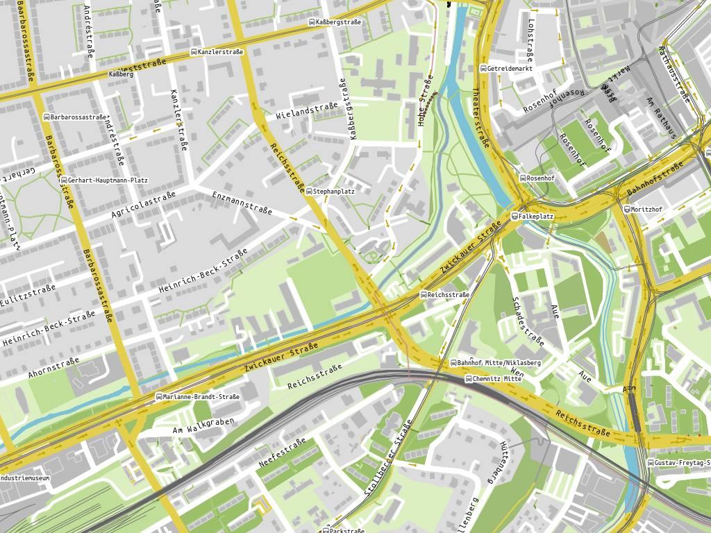 parkhaus rosenhof chemnitz